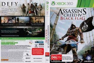 Assassins Creed Iv Black Flag Capa Game Xbox 360 Filmes