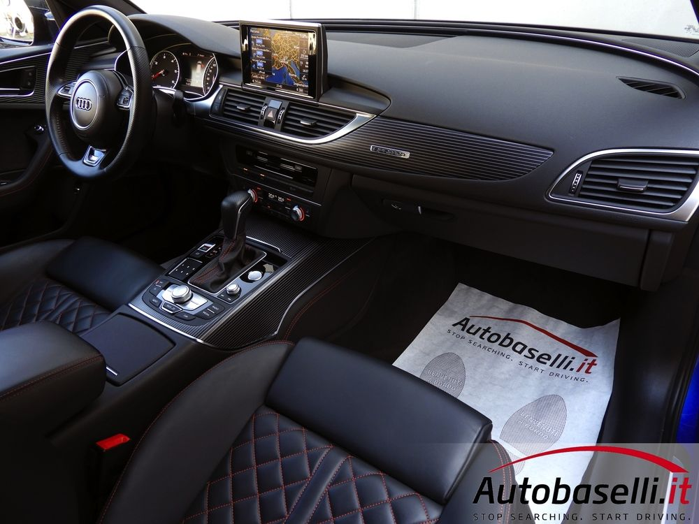 Audi A6 Sw 3 0 Tdi Quattro Competition Business Plus Tiptronic