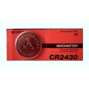 The #Sony 3 Volt Lithium Coin Battery provides an excellent combination of high energy and continuous voltage supply. These batteries provide long shelf life for...