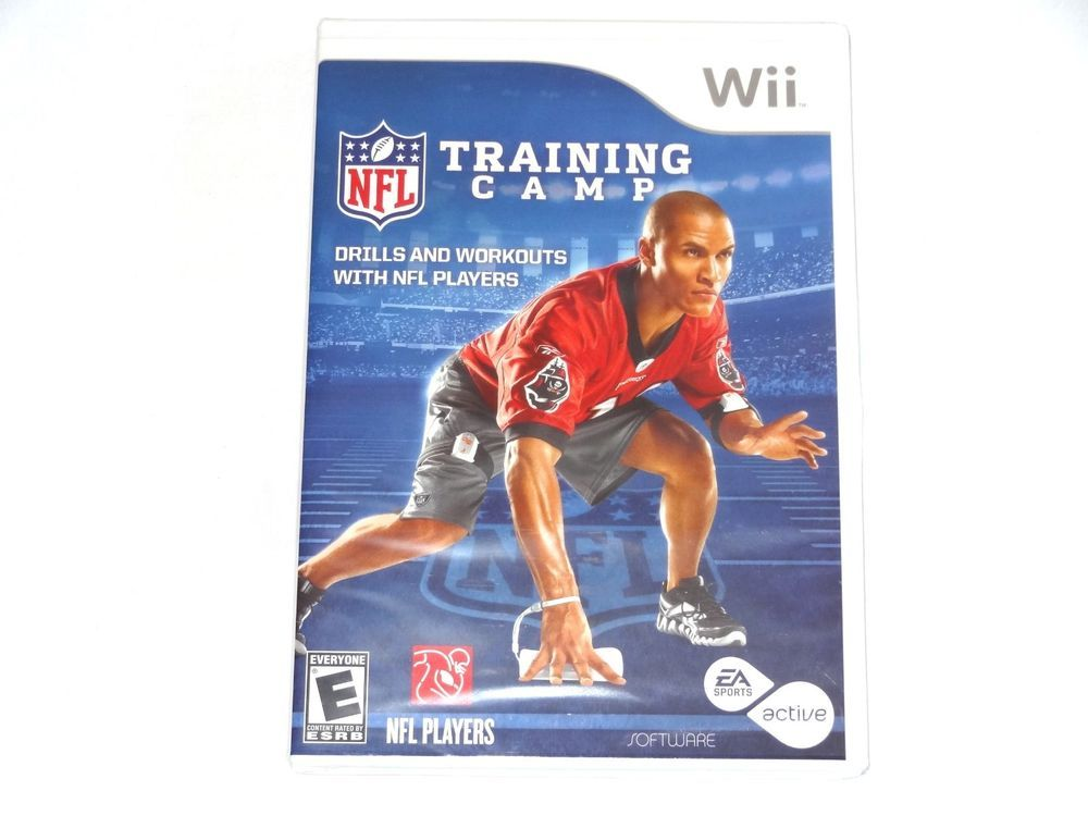 EA Sports Active NFL Training Camp Game Only Nintendo Wii