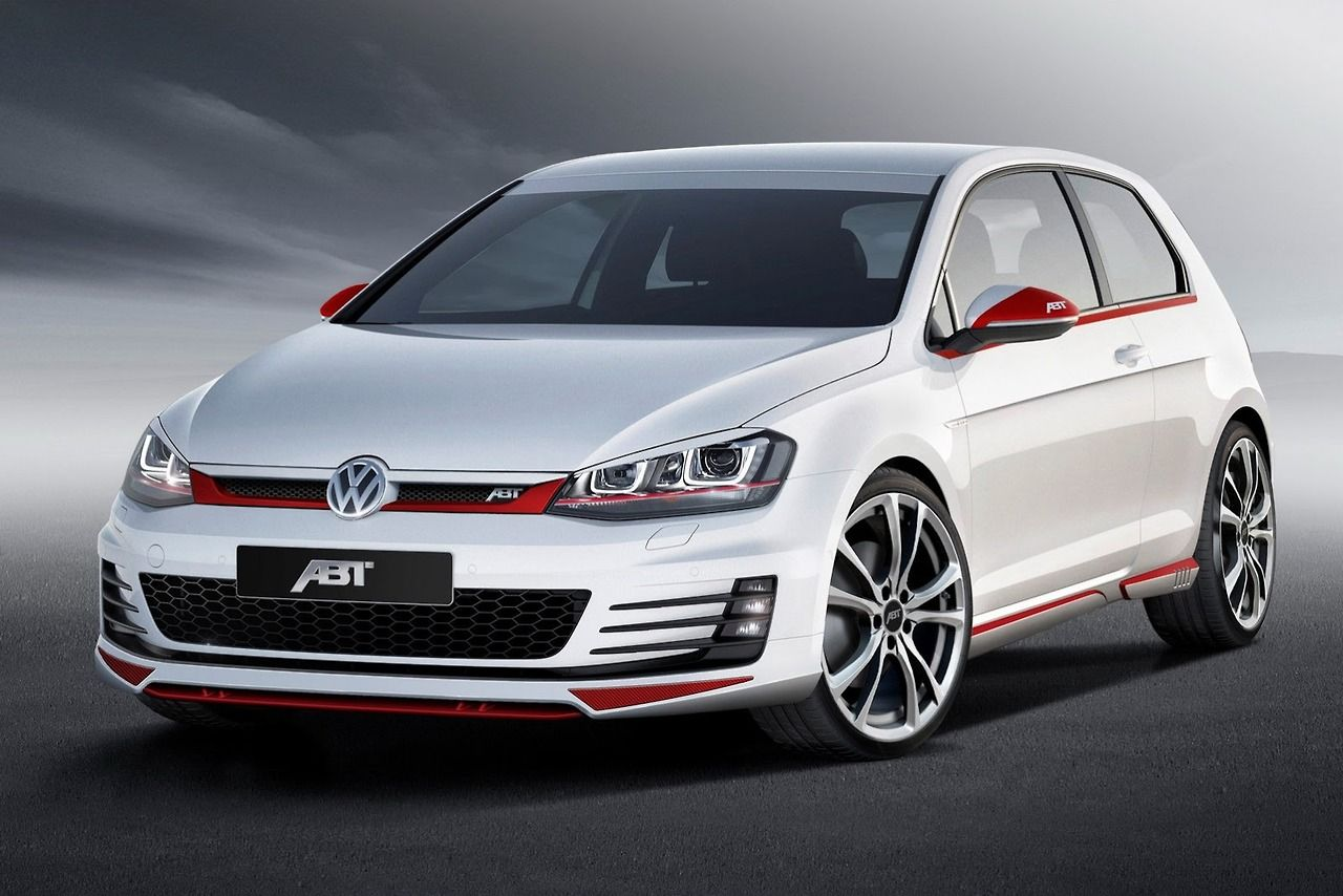 Preview Abt 2014 Volkswagen Golf Gti Abt Says Volkswagen Gti