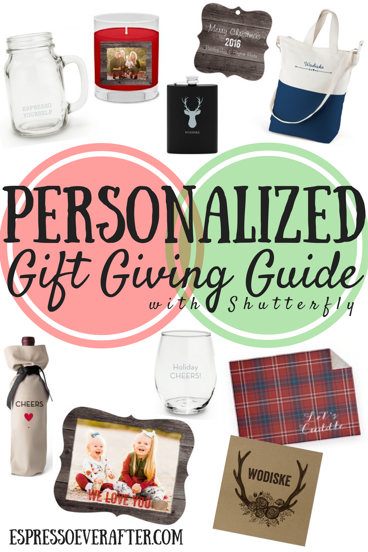 Personalized Gift Giving Guide | Gift Guides for any season ...
