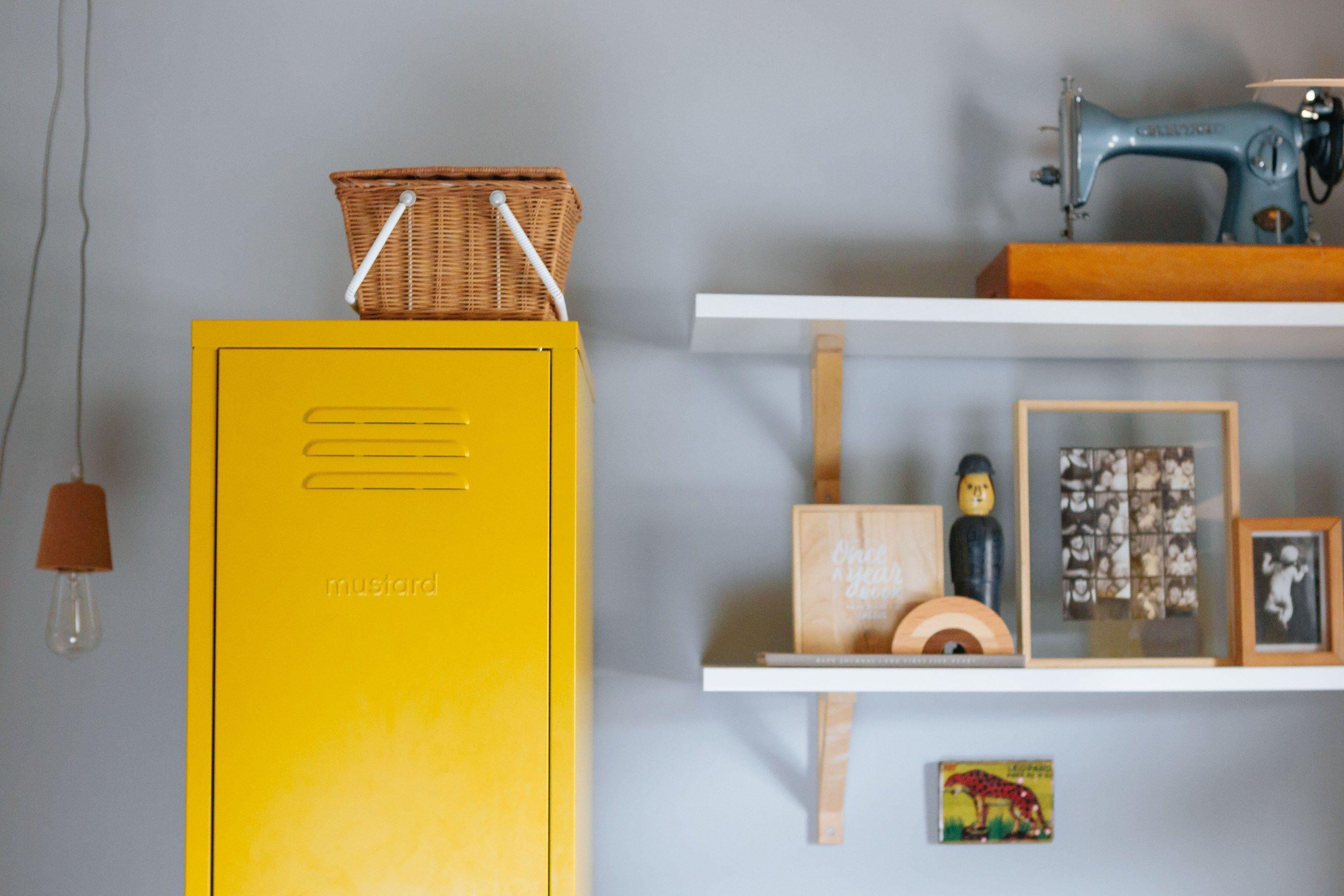 Practical Versatile Locker Design By Mustard The Interior Editor Locker Designs Furniture Design Small Space Living