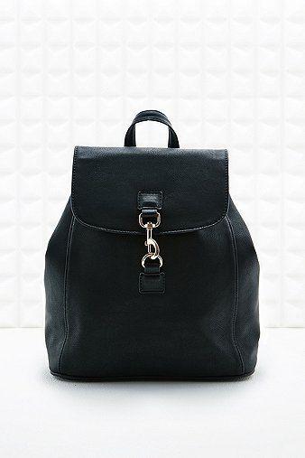 de3513d80b9a Small Dog Clip Backpack in Black   Style guru   Pinterest ...