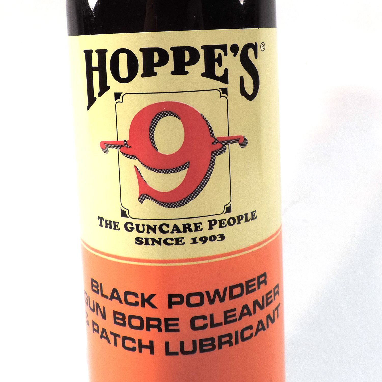 Hoppes No  9 Black Powder Gun Bore Cleaner and Patch