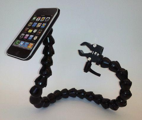 Tecla Phone Wheelchair Mount 99 With Clamp