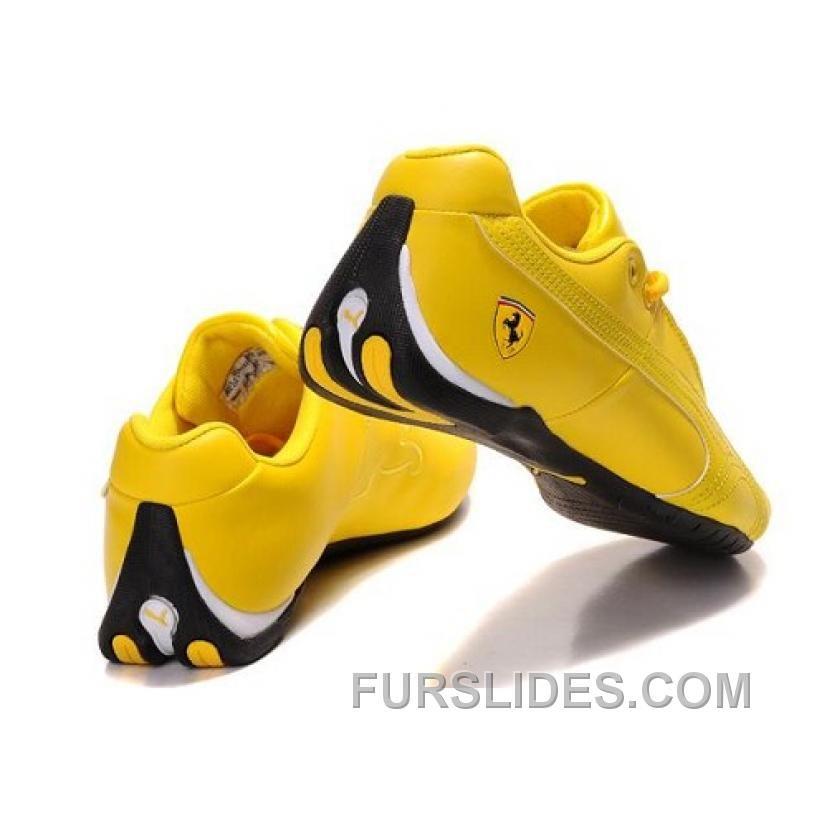 puma ferrari yellow shoes \u003e Clearance shop