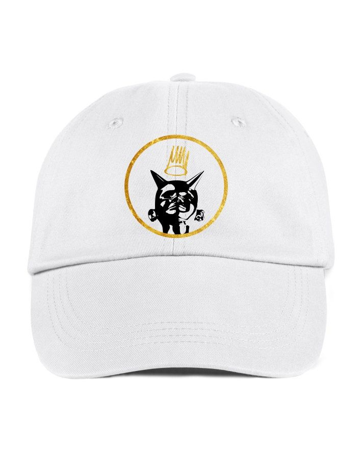 537ea8709671b J Cole Crown Dad Hat White Born Sinner by MoBetterTs on Etsy