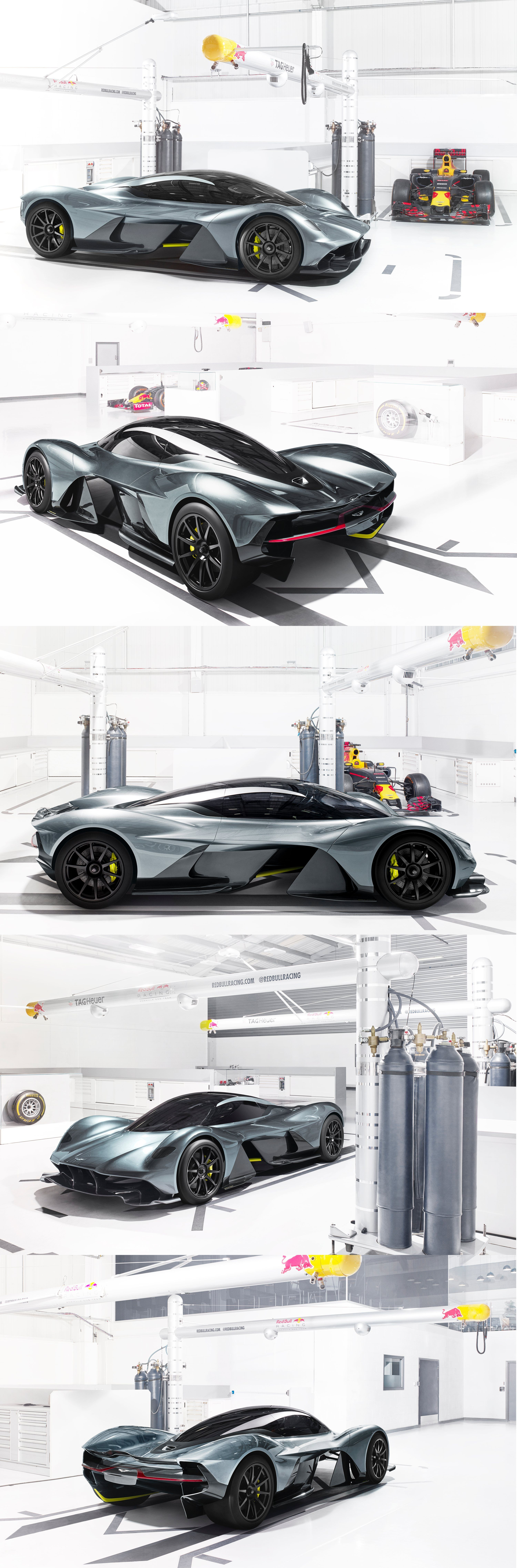 Aston Martin Am Rb 001 Meet Aston Martin And Red Bull Racing S