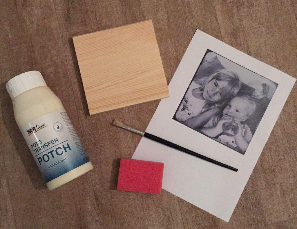 fotos auf holz bertragen basteln pinterest foto auf. Black Bedroom Furniture Sets. Home Design Ideas