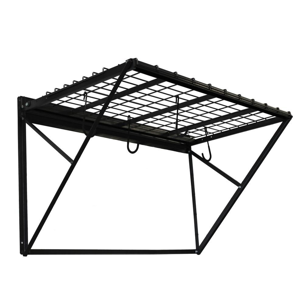 Proslat S Heavy Duty Prorack Is Designed To Provide Maximum Storage Without Loss Of Floor Sp Wall Mounted Storage Shelves Metal Storage Shelves Storage Shelves