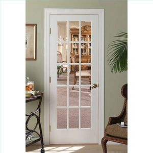 How To Secure A French Door From Burglary French Doors Interior Glass Doors Interior Doors Interior