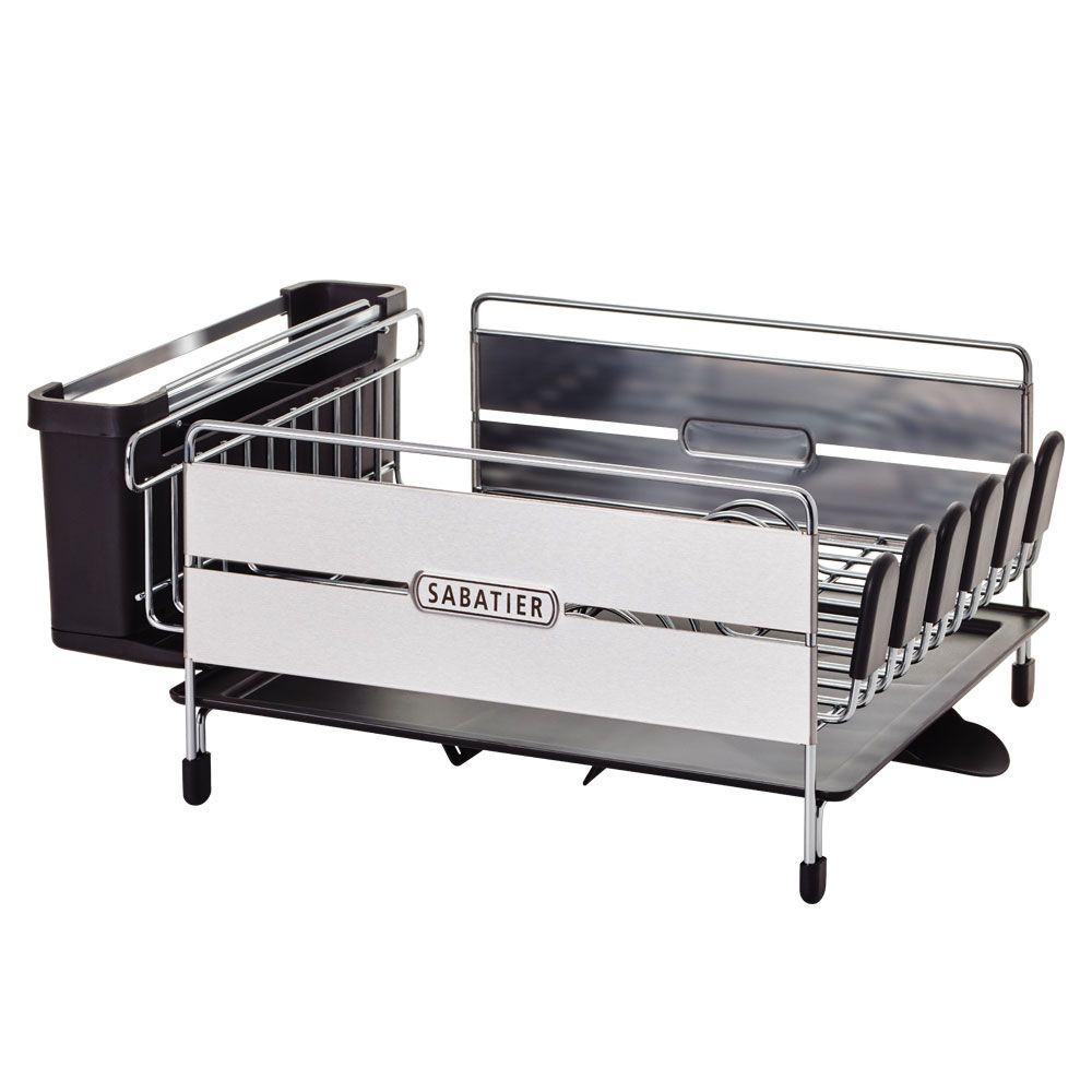 This Sabatier Stainless Steel Dish Rack Provides A Truly Premium