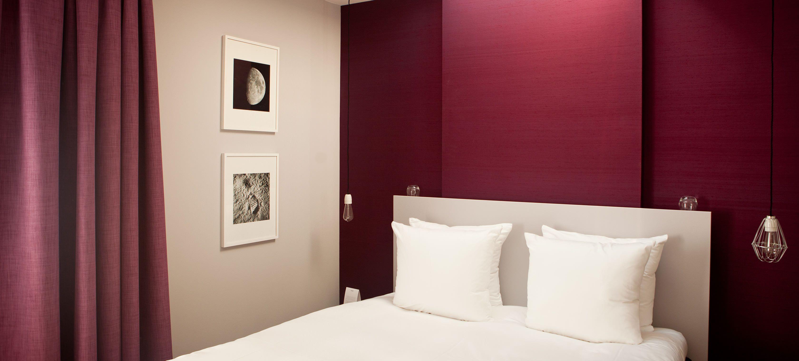 Classic Room - Vesper - The boutique hotel of Noordwijk