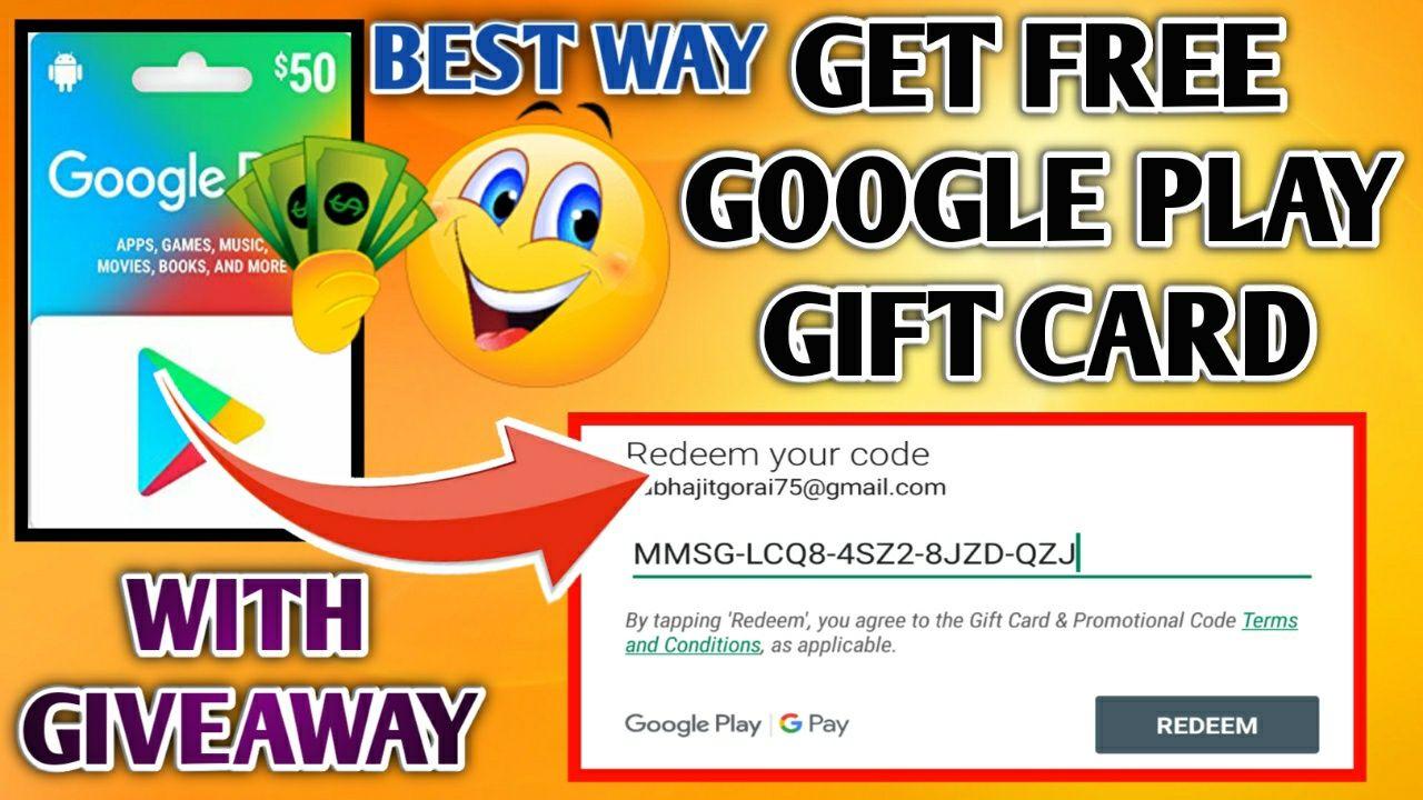 Free Google Play Gift Card Earning App Google Play Gift Card Google Play Codes Gift Card Generator