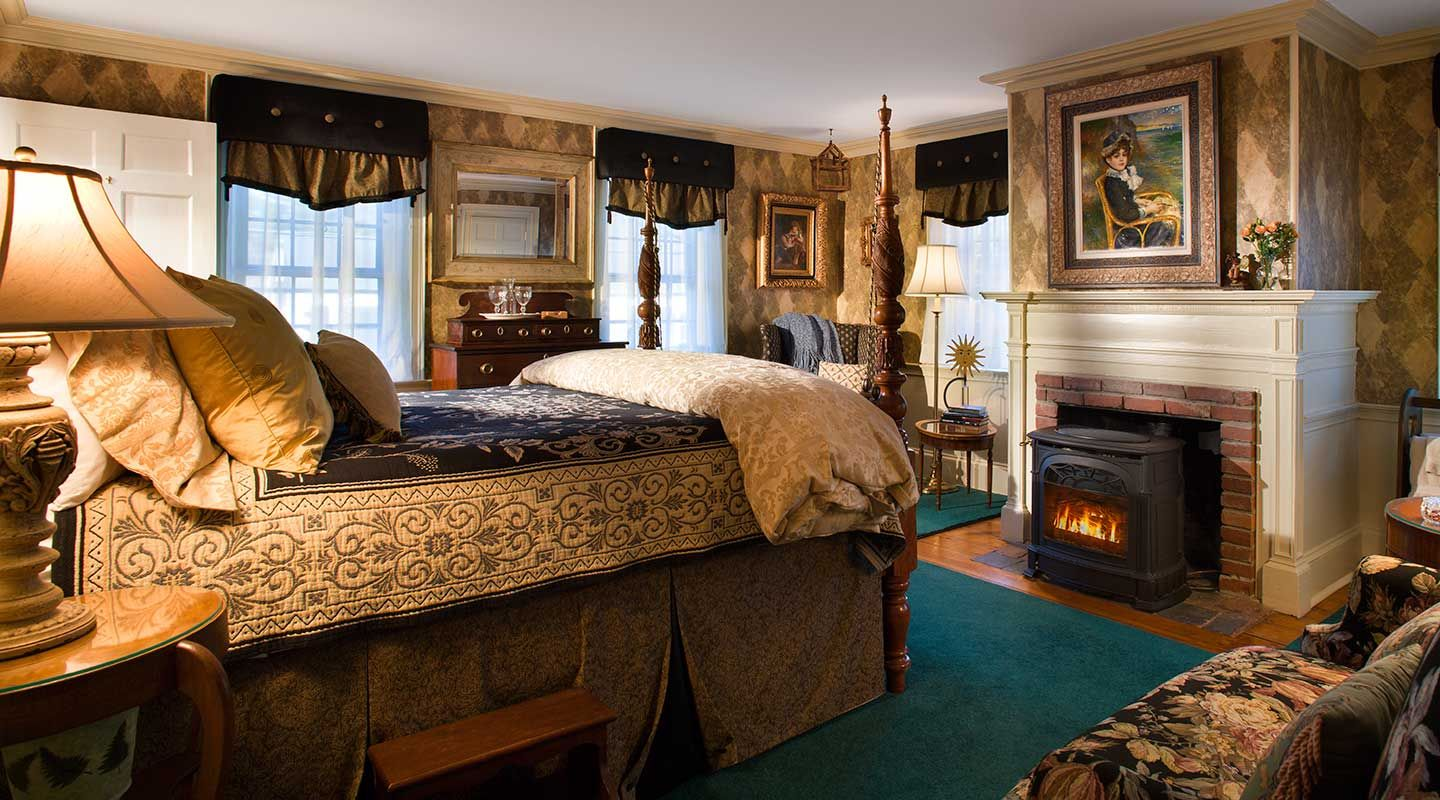 Maine Coast Bed and Breakfast 4 Diamond Kennebunkport