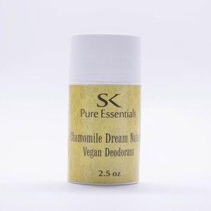 Natural Vegan African Oil Deodorant