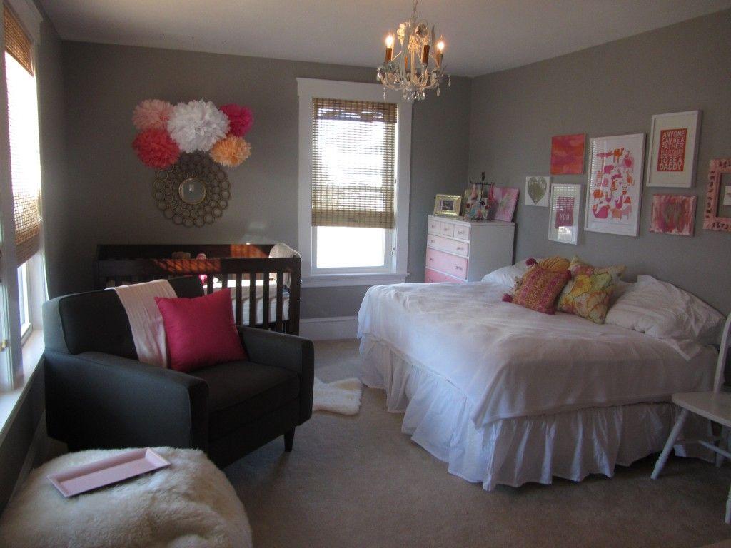 Pink Orange Baby Girl Nursery Project Nursery Luxury Baby Room Master Bedroom Nursery Nursery Guest Room