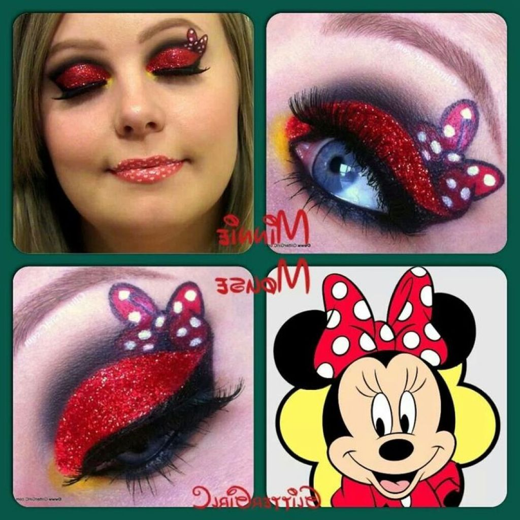 minnie mouse make up | HD Wallpapers
