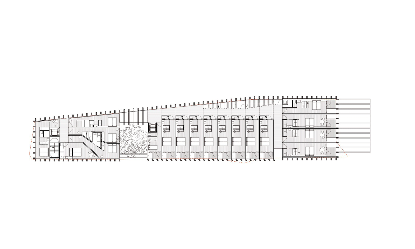 a f a s i a: BAAS arquitectura