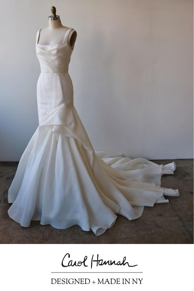 Maquette Wedding Dress   Carol Hannah   Wedding dresses pinterest ...