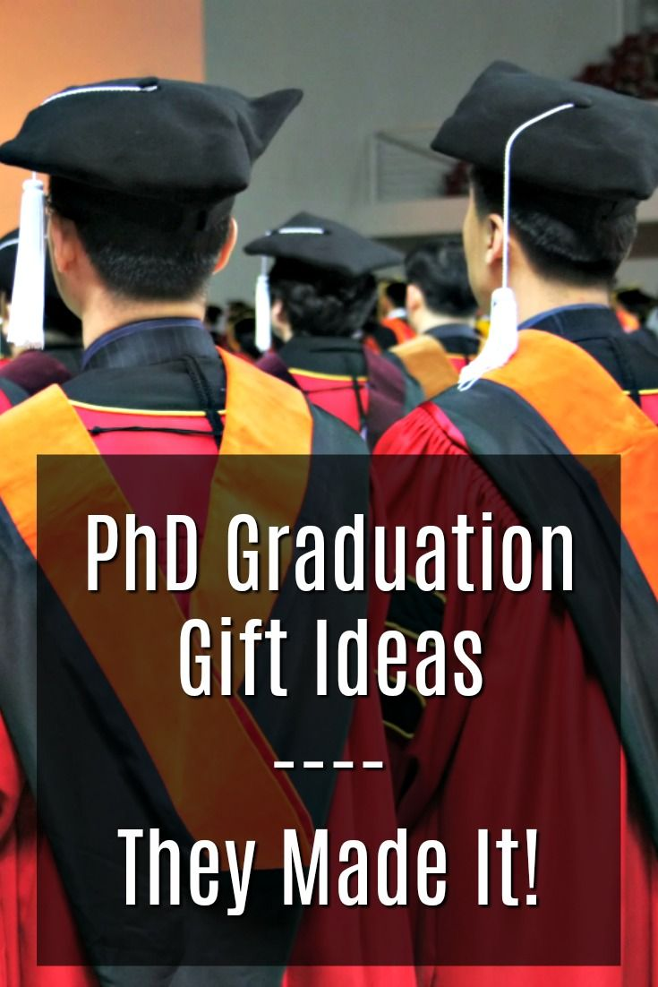 20 gift ideas for a phd graduation favorite blogger pins