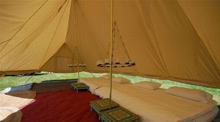 Sibley 600 Twin Tent True Pleasure Dome w Separate Floor New Bell Tent Design | eBay & Sibley 600 Twin Tent. True Pleasure Dome w/ Separate Floor. New ...