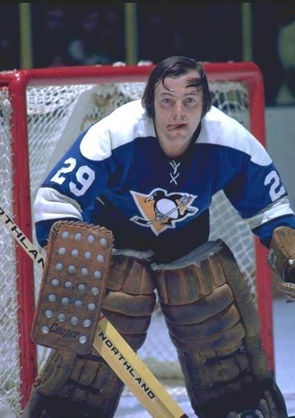 Andy Brown | Goalie, Goalie mask, Pittsburgh penguins goalies