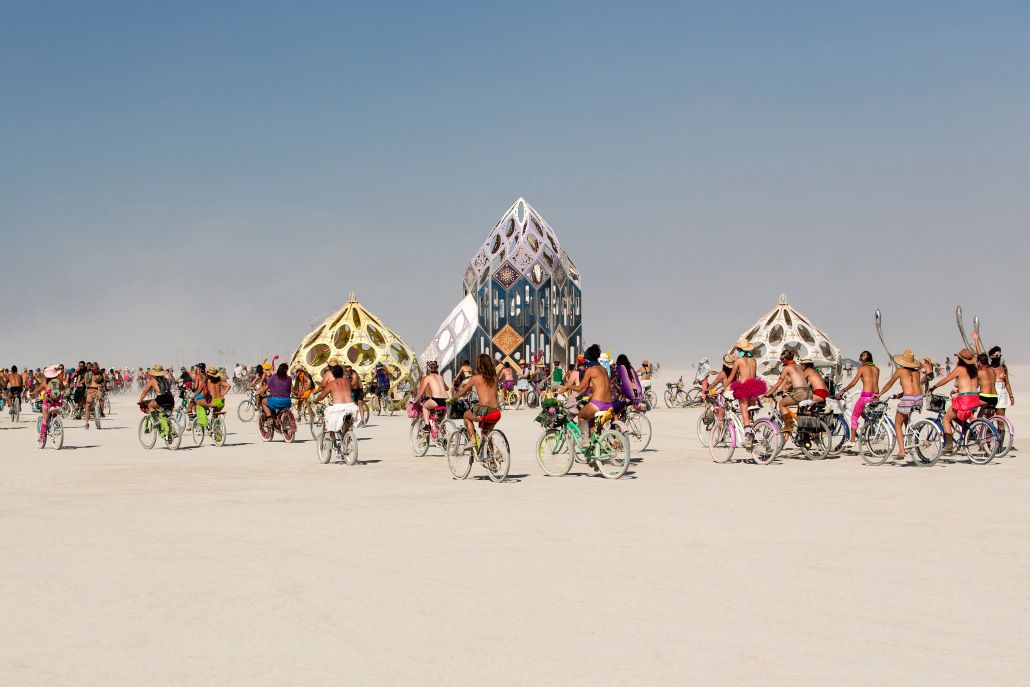 Scott London | The Burning Man Photographs