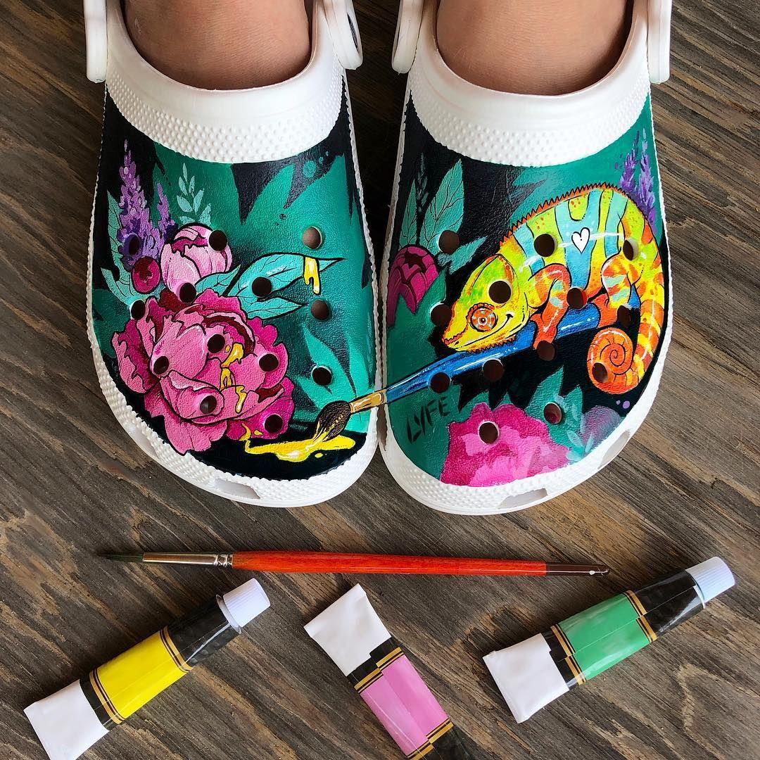 Crocs, Crocs shoes, Custom shoes diy