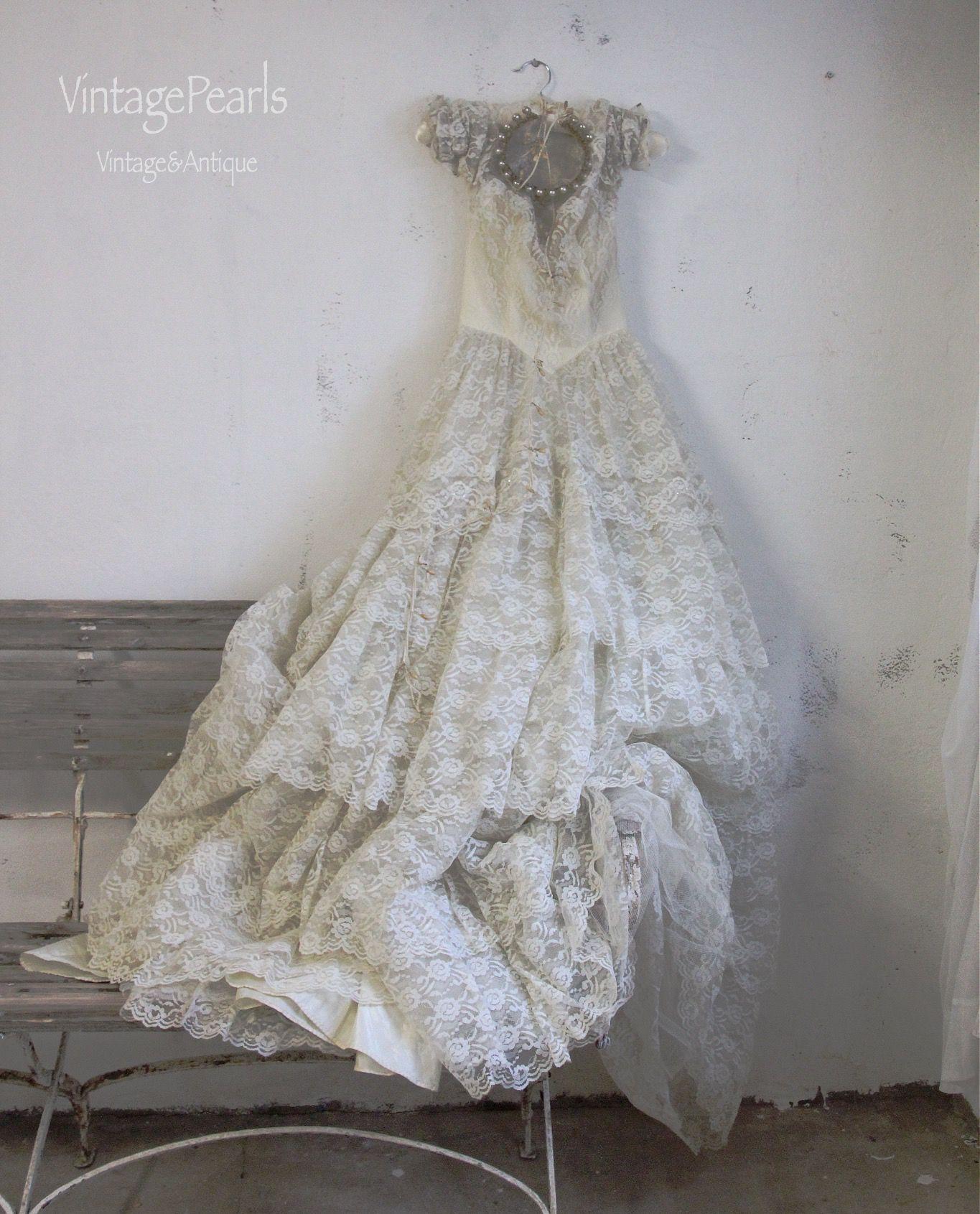 60s wedding dress  s wedding dress  Pearls and Lace  Pinterest  s wedding
