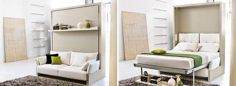 9 camas escondidas para casas e apartamentos pequenos   Camas ...