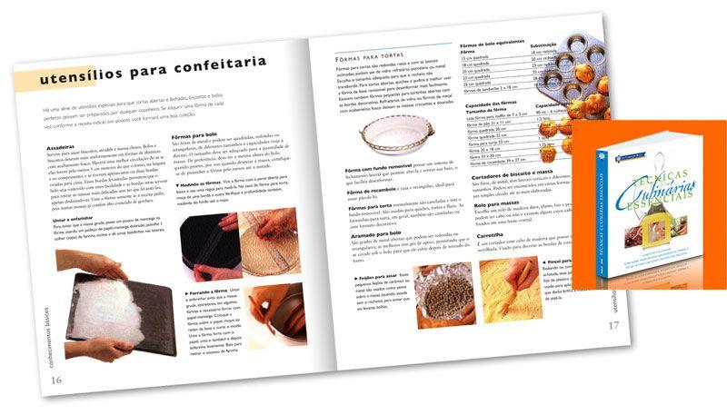 Cordon Bleu – Técnicas Culinárias Essenciais – Marco Zero – São Paulo-SP, 2010