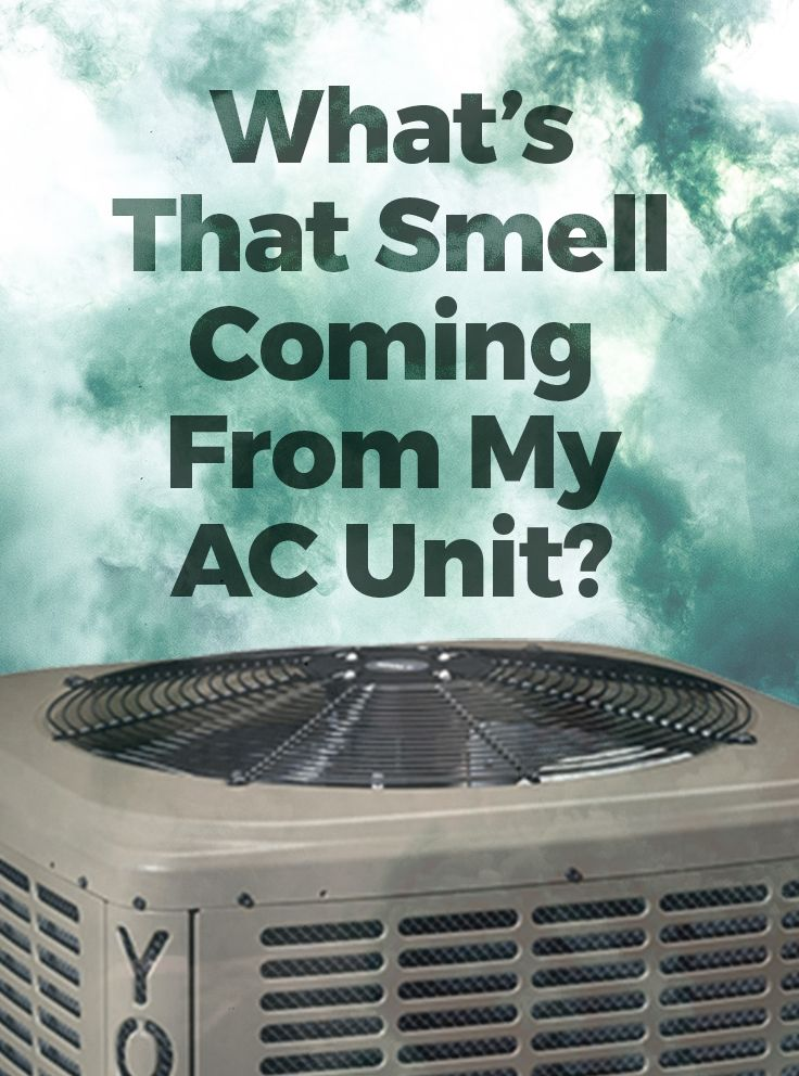 Air Conditioner Smells Air Conditioner Air Pollution Facts