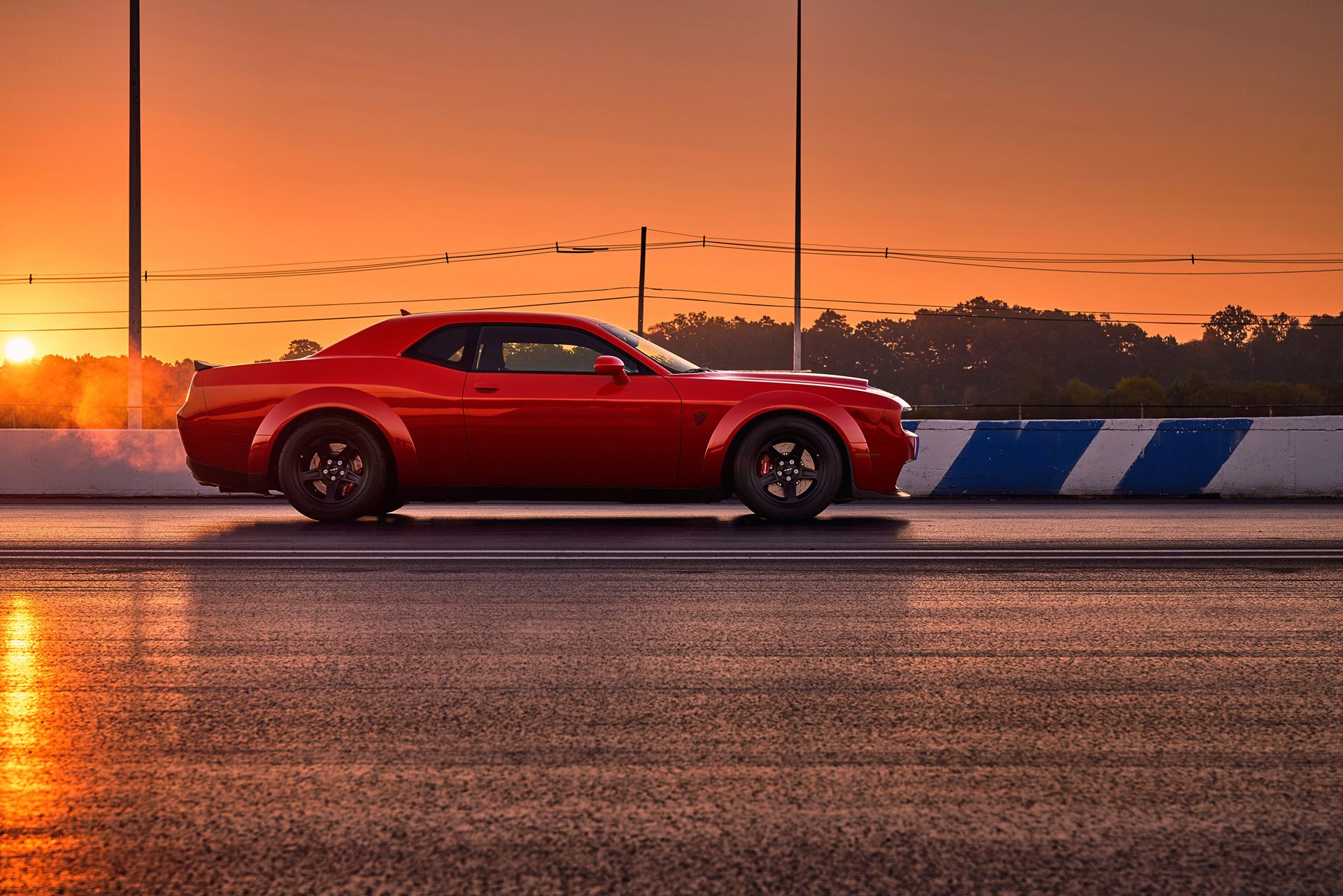 We still don t know how much the new dodge challenger demon revealed at the new york auto show will cost but we asked you what you thought
