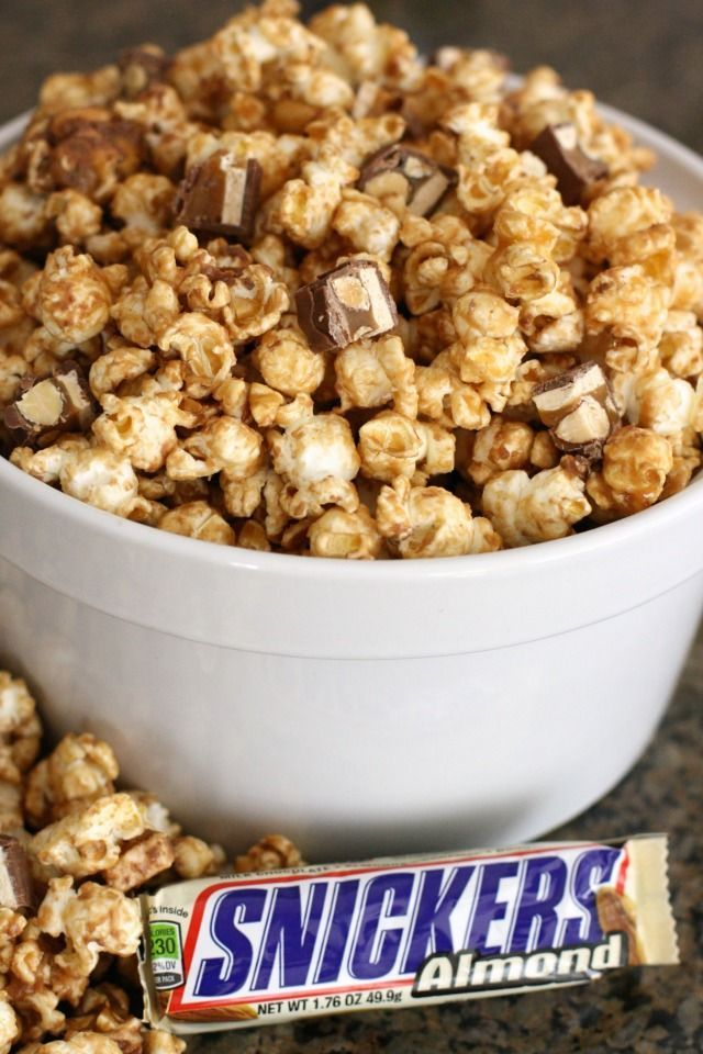 Food Recipes For Movie Night