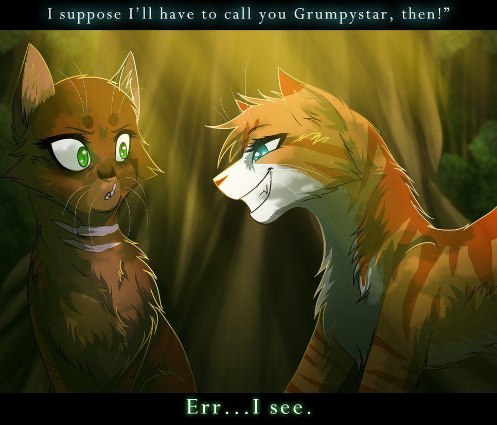 Grumpystar! By RiverSpirit456.deviantart.com On