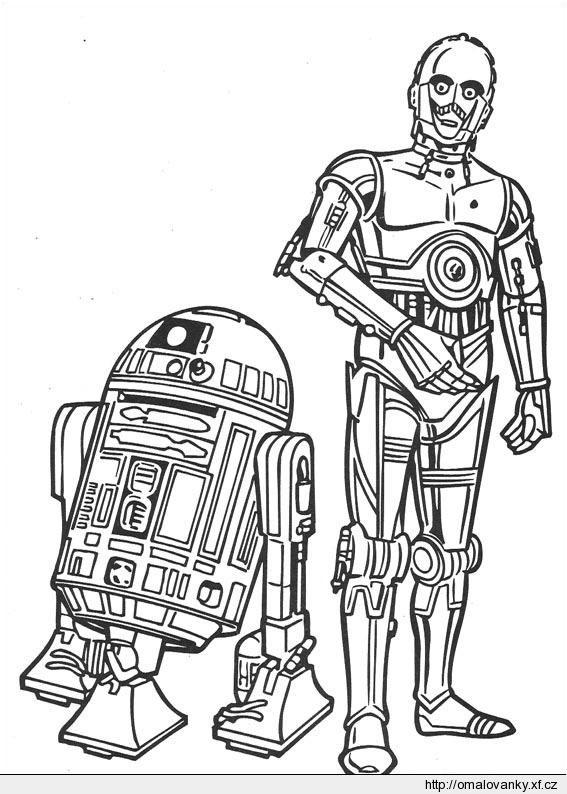 Hvezdne Valky Star Wars 81 Kolorowanki Kolorowanie