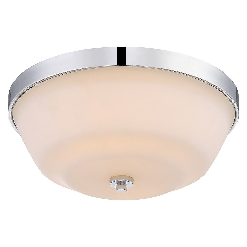 Ceiling Lights Flush Mount Polished Nickel Aurora Lighting