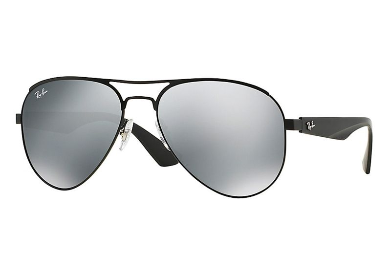 8277a1e7bf5 Ray Ban RB 3523 006 6G Matte Black Sunglasses