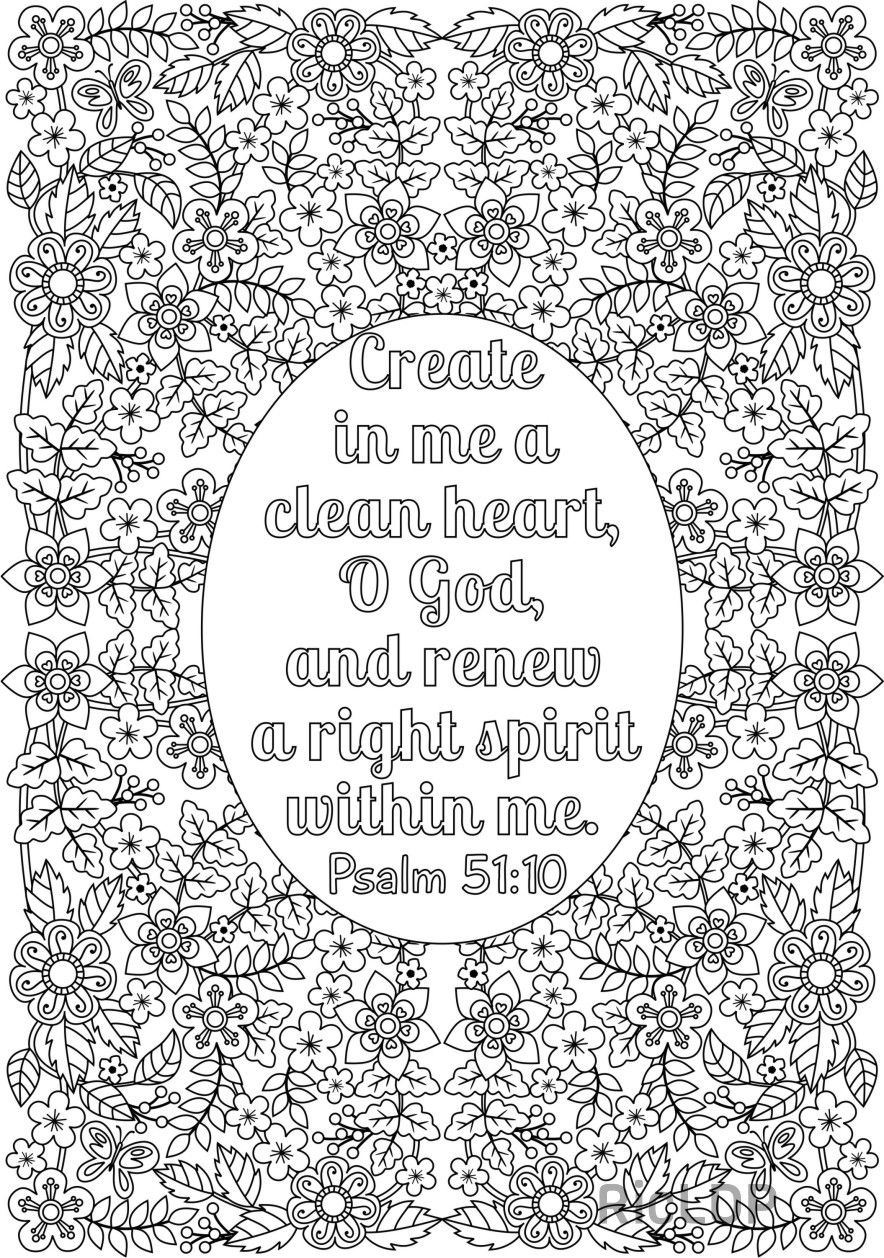 Bundle of 14 Bible Coloring Pages | Coloring Pages | Pinterest ...