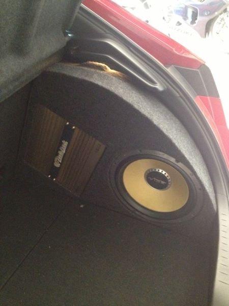Civic Type-R Sub Box 3 0 | WAR's Sound Installs and Custom Sub Boxes