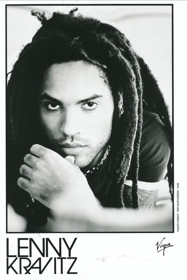 Lenny Kravitz, October 1993, photo by Per Gustafsson