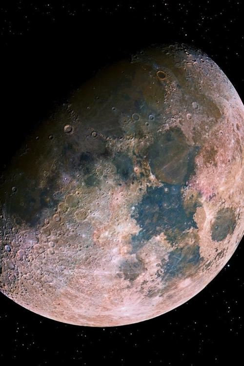 Moon at night?