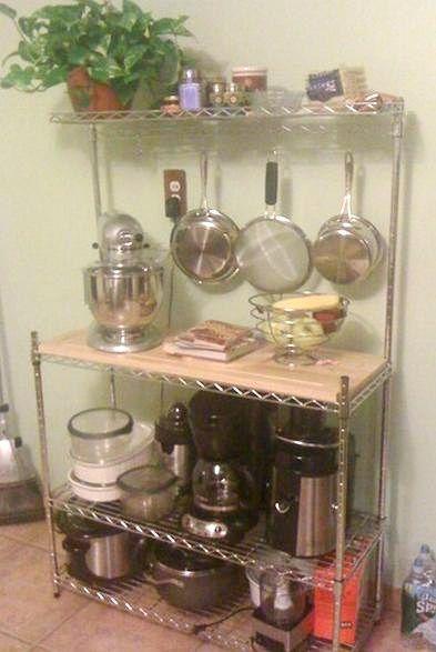 Whitmor Supreme Chrome Baker S Rack Google Search Kitchen