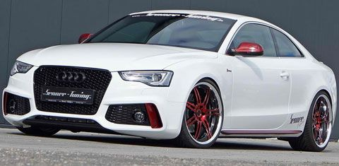 Senner Tuning Audi S Coupe Liter V TFSI Turbo With - Audi s5 price
