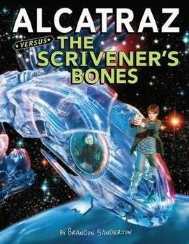 Book Review Alcatraz Versus The Scrivener S Bones By Brandon