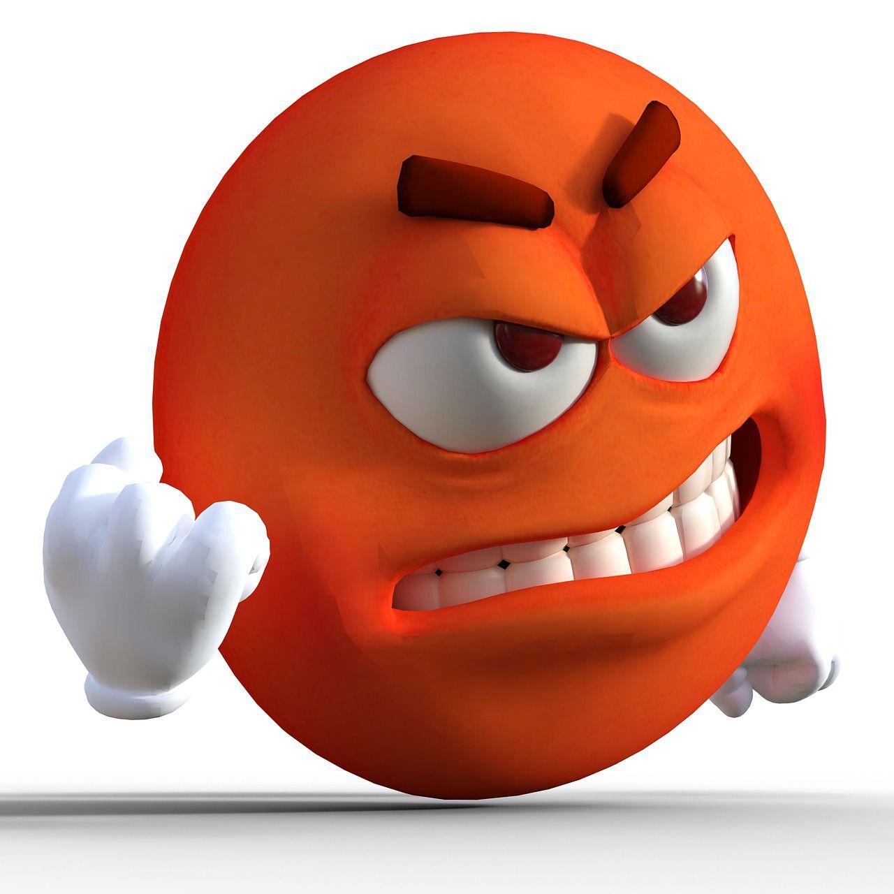 Free Image On Pixabay Smiley Evil Emoticon Emoji In 2020 Emoticon Smiley Emoji