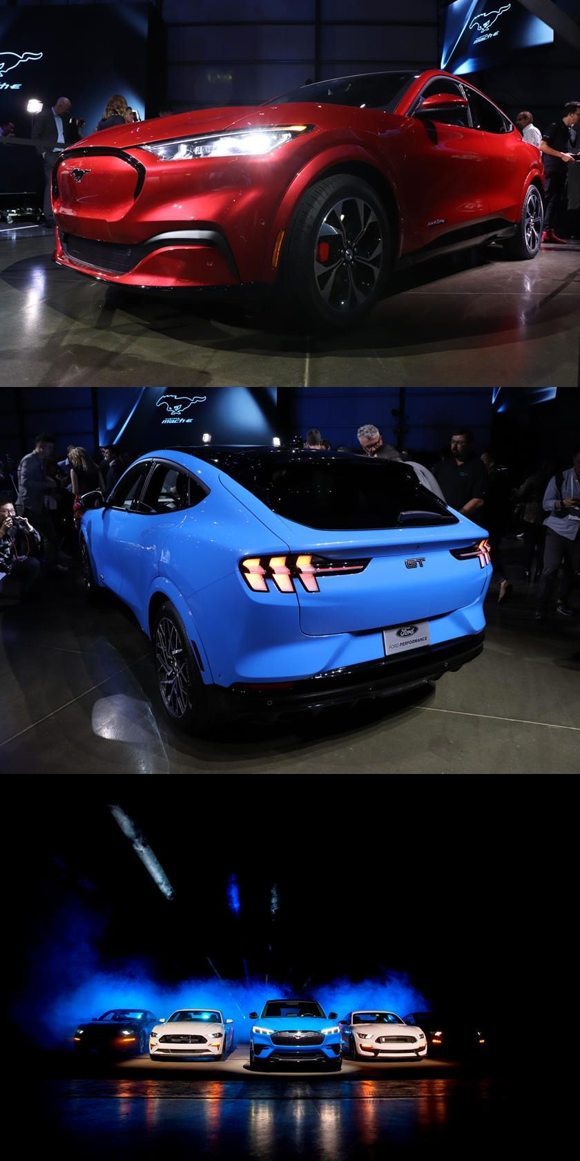 Ford Mustang Mach E Engineer Reveals Secret Details In 2020 Ford Mustang Mustang Pony Car