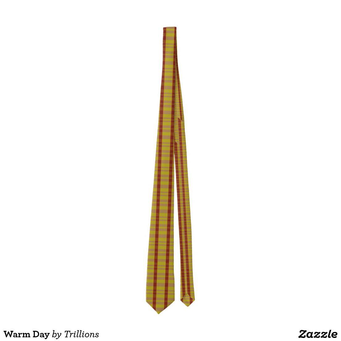 Warm Day Tie